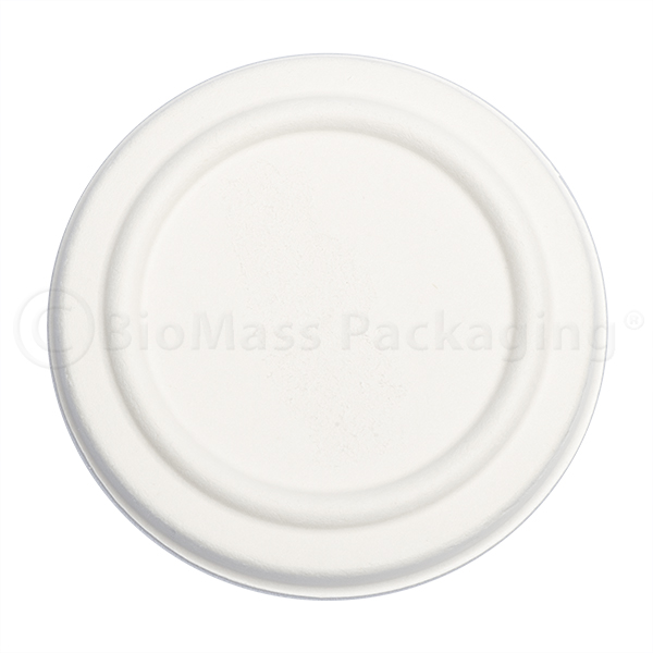 BagasseWare Soup Container Lid with 226-L022-500