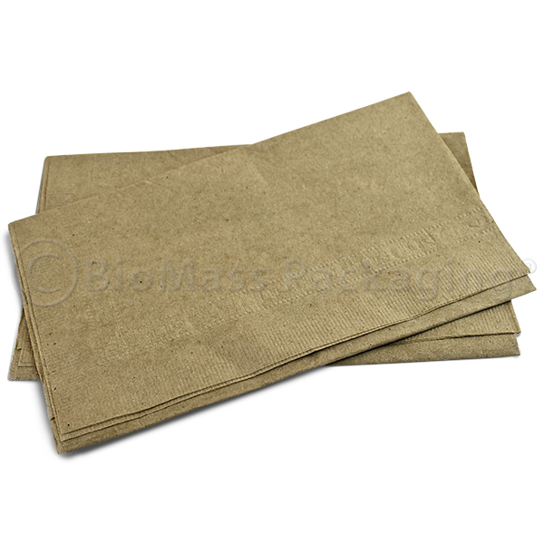 Natural Dinner Napkins