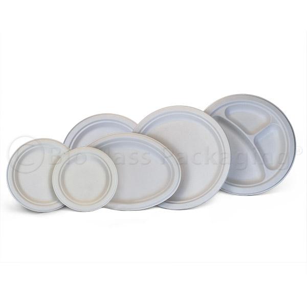 BagasseWare Plates