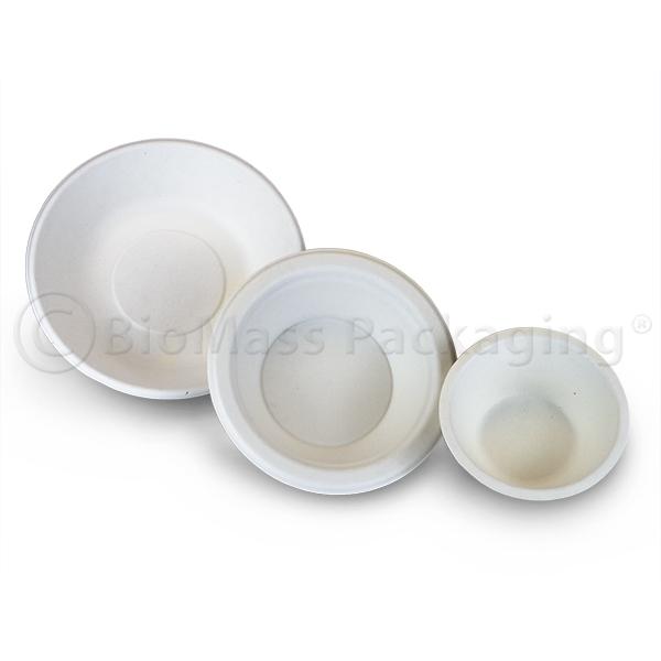 BagasseWare Tabletop Bowls