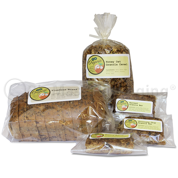 Food Bags & Sandwich Wraps | BioMass Packaging