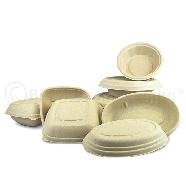 BagasseWare Wheat Bowls