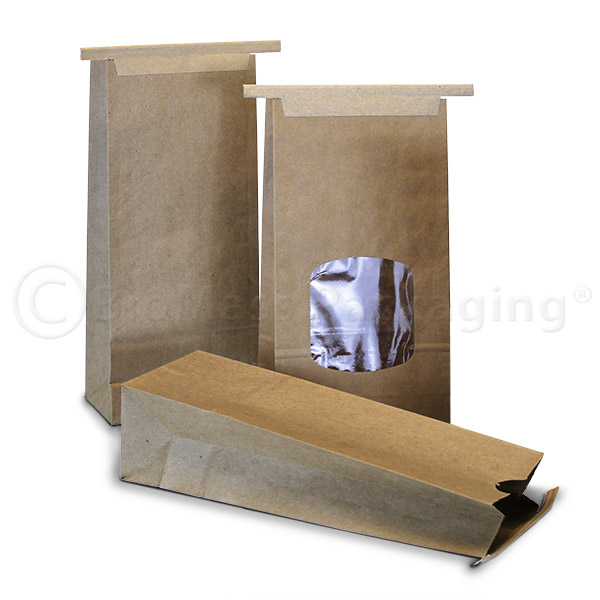 Kraft Coffee Bags