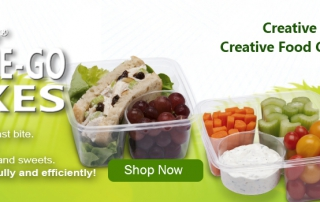GreenWare On The Go Containers