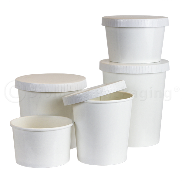 Paper Soup Containers