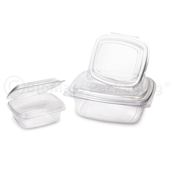 Vegware Hinged Deli Containers