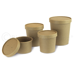 Kraft Soup Containers