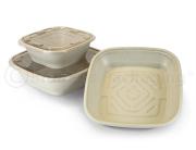 BagasseWare Square Catering Bowls