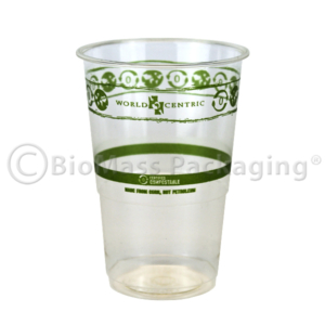World Centrix 9-oz snack cup