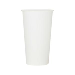 Karat Earth White 20 oz Hot Cup