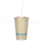 World Centric NoTree Cold Cup with Lid and Straw