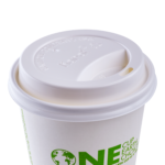 Karat Earth by Lollicup compostable lid