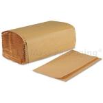 Single fold paper towels