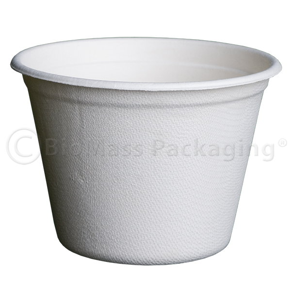 BagasseWare Soup Container with 226-L021-500