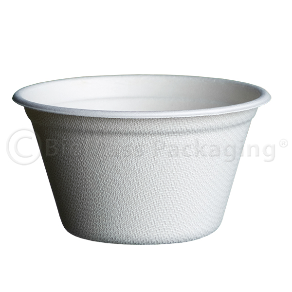 BagasseWare Soup Container with 226-BWL04