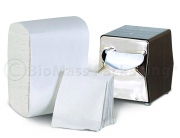 TidyNap Low Fold Napkins with Dispenser