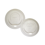 Compostable Lids for Kraft Hot Cups