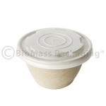 BagasseWare Soup Container with lid 453-22006