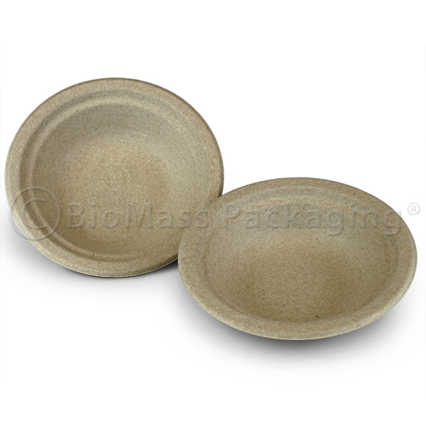 Bridge-Gate BagasseWare Tabletop Bowls