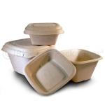 BagasseWare-Wheat Boxes