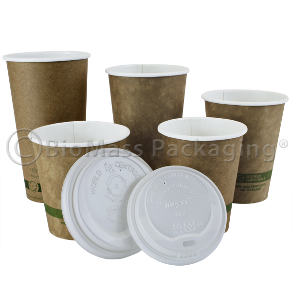 World Centric Hot Cups