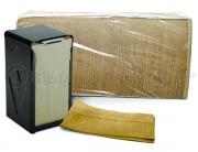 HyNap Tall Fold Napkins with Dispenser