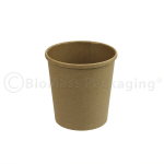 Kraft Soup Container no lid