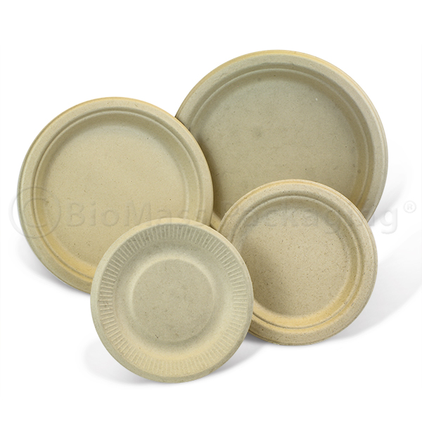 World Centric Wheat Plates