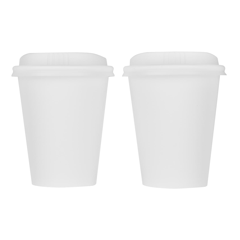 Karat Earth White Hot Cups