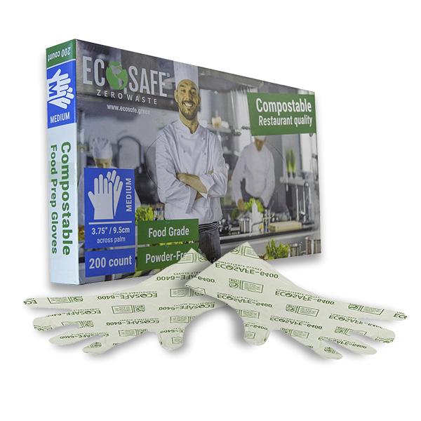 EcoSafe Food Prep Gloves